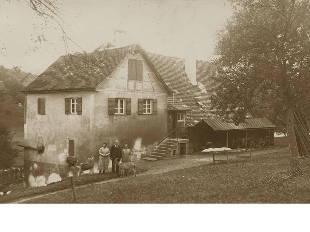 Pumpenhaus 1915