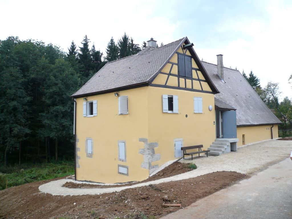 Pumpenhaus renoviert