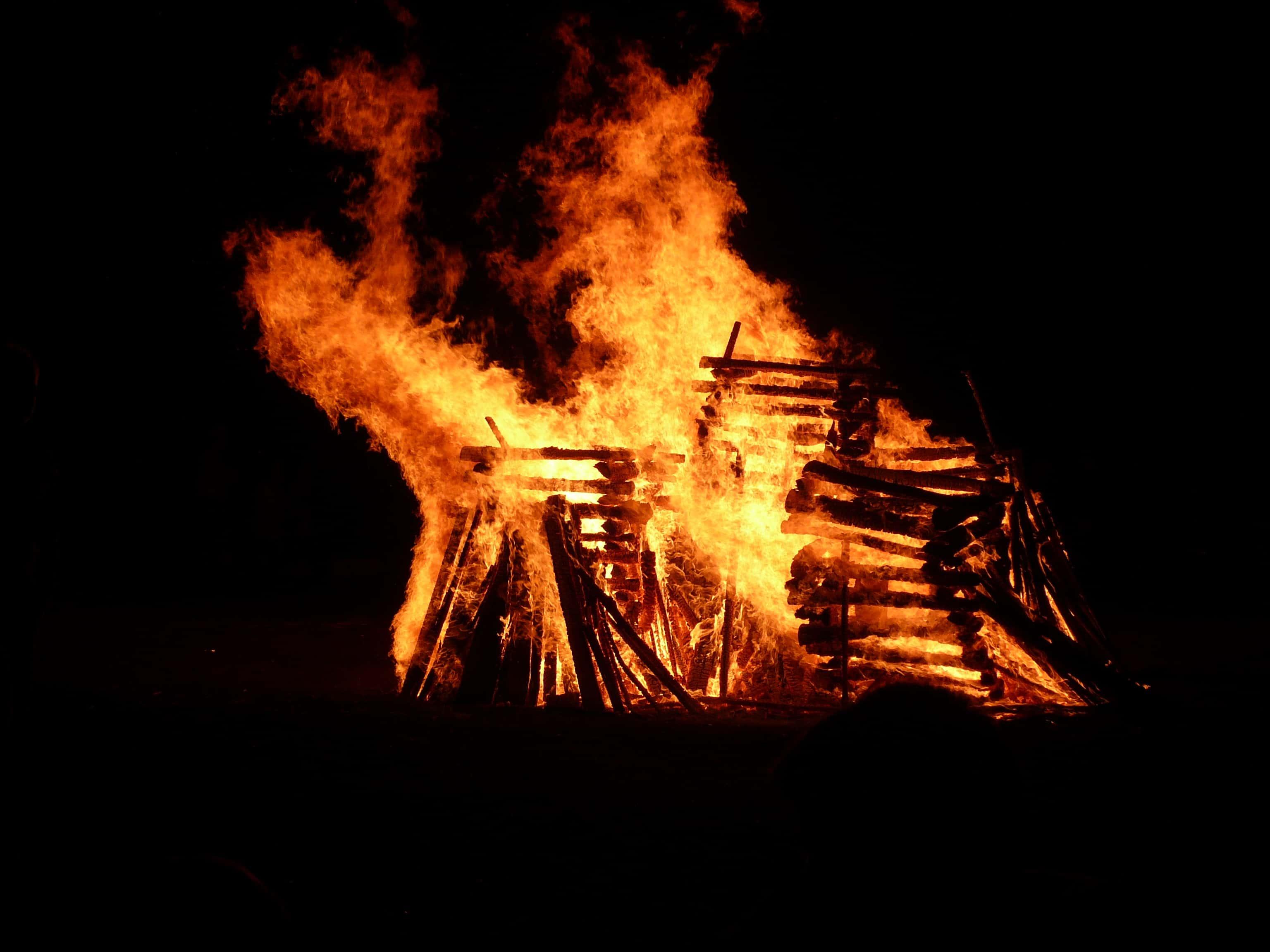 Minimundo 2012 Feuer